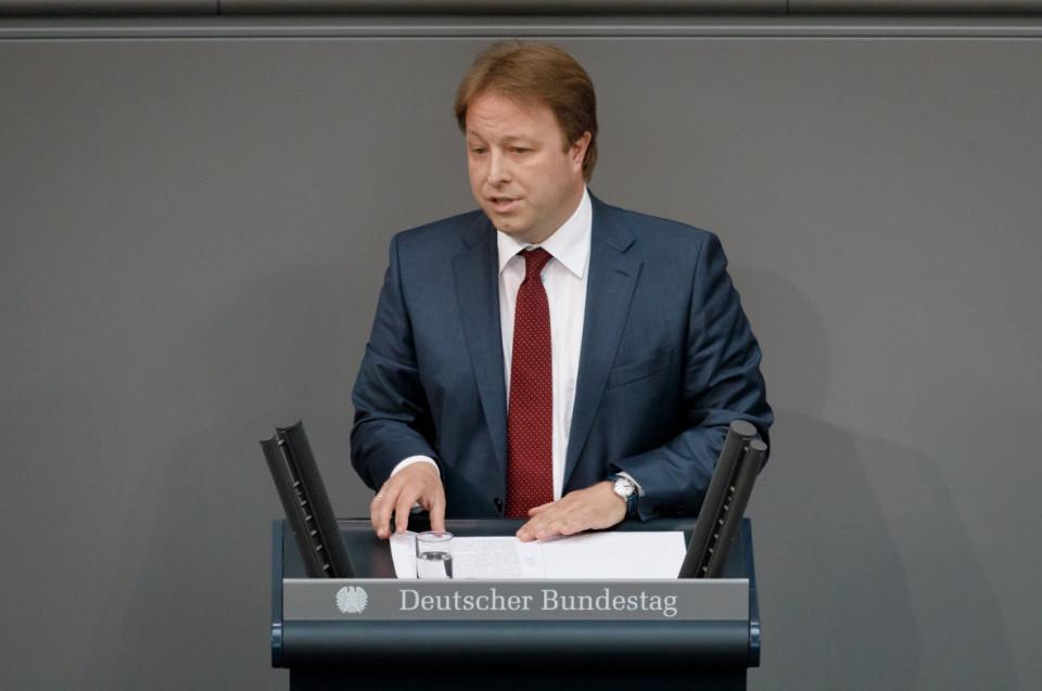 Sebastian Steineke MdB, Fotograf Tobias Koch